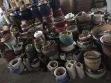 长期对外批发外贸陶瓷餐具 花盆 摆件等