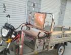 不锈钢电动三轮车