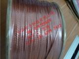 TS/TSR铜电刷线规格参数 电工铜电刷线