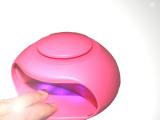 指甲风干器 UV灯烘干器 光疗美甲 甲油吹干 烘甲器 风干机 Y