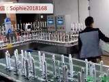 东莞鹏鲲供应电动剃须刀外壳自动喷漆机 省人省漆