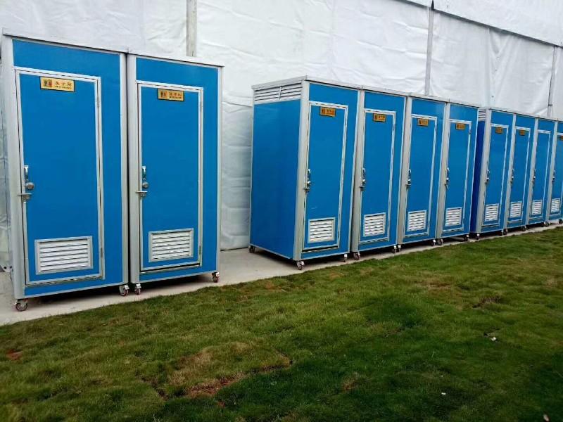 惠州移动厕所租赁价格 厂家直销简易厕所 出售工地厕所
