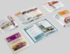 北京艺美会刊设计 画册设计 培训手册设计 手提袋设计印刷公司