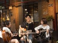 市桥学吉他民谣吉他弹唱培训班