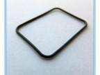 深圳厂家专业生产 橡胶防水方形手表密封圈 可定制