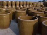 土陶发酵缸厂家直销土陶发酵缸批发300斤-1000斤