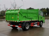 阜新市对接式垃圾车厂家直销