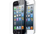iphone4s钢化玻璃膜 苹果4钢化防爆膜玻璃贴膜iphone