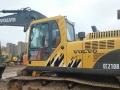 南京沃尔沃210二手挖掘机,公司直销,无中介价格可优惠