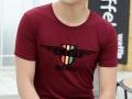 新款韩版男装短袖T恤