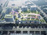 绿地西安世界中心6期预计2022年11月底交房