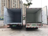 惠州纯电动新能源汽车出租 面包车 4米2货车