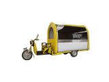 欧准新能源专业的电动小吃车提供商 青岛电动小吃车厂家