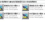 富怡紡織服裝圖藝設計系統軟件V2.55 富怡教材