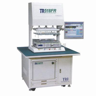 湖北台湾德律ICT 二手ICT518FR 线路板元件测试仪 TR