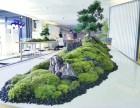 南京定制大型雨林缸水族缸水草缸水陆缸植物墙垂直绿化找植来植趣