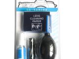 清洁套装 (7合1套装) 气吹 镜头笔 布 纸套装 清洗棉签