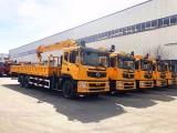 东风特商10-14吨随车吊,低至16万可提车