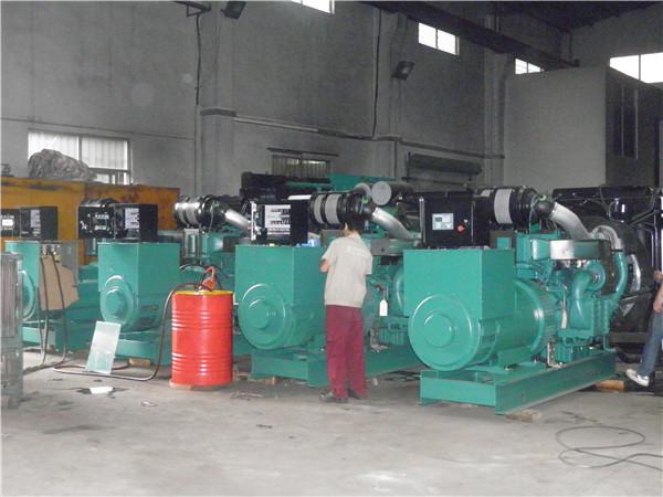 三门峡市渑池县发电机出租 租赁公司