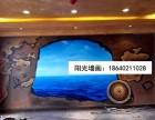 商场手绘墙画丨商场墙体彩绘丨商场3D立体彩绘