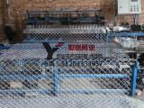 勾花网选世岳锌铝合金勾花网 塑料勾花网 边坡防护用勾花网