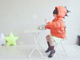 2014新款韩版童装批发 冬款儿童棉衣 加厚保暖男童棉袄外套