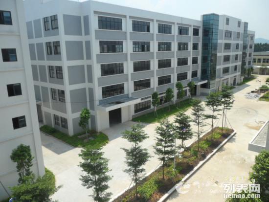"""广州科学城花园式厂房每层2400m 出租""""可分层租"""