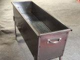 选购抢手的烤鱼网,就来洛阳火红不锈钢网片加工|烧烤炉规格