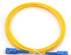 厂家直销 光纤跳线 SC 方头光纤 光纤跳线