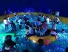 乌鲁木齐充气模具出租出售 大型互动道具鲸鱼岛乐园租赁出租