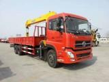 8吨到12吨随车吊东风系列底盘整车配置及价格参考