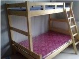 北京实木子母床出售