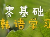 武汉韩语培训班标准是