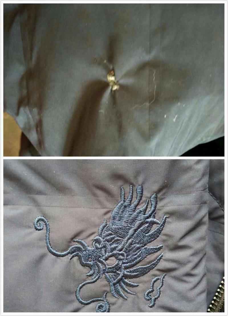 杭州羽绒服烫洞破损修补方法?新羽绒服烫洞破损怎么能修补好??