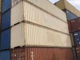 低價出售回收二手鐵皮集裝箱6米12米二手冷藏集裝箱保溫箱等