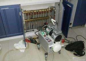 寒亭区专业维修地暖不热,清洗地暖换分水器加循环泵