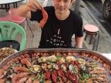 海鲜酒店加盟 海鲜自助餐厅加盟 海鲜大咖加