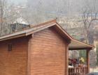 户外地板施工单位 厂家提供 安阳生态园木屋建造