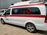 西安病人救护车转院配备随车医护人员