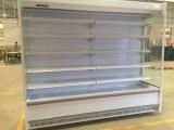 雅绅宝一体立式风幕柜超市便利店水果蔬菜饮料冰柜 厂家直销