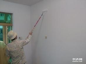 接旧房二手房翻新墙面粉刷修补刮腻子墙面除霉等