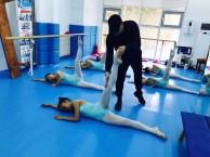 济南芭蕾舞培训 孩子学跳舞究竟有什么好处 阿昆舞蹈