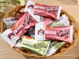 龙客食品 新款优质红绿豆松巧克力 营养美味谷物巧克力特价批发
