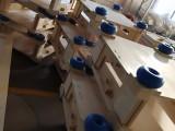 厂家直销木箱防震球蓝色减震垫出口品质专利产品ROHS