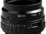 线扫v接口镜头 ELS-60/4.0V 上海默然光电
