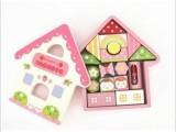 [热]积木玩具 草莓房Mother Garden 女孩玩具儿童过