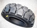 叉车实心轮胎400-8免充气轮胎400-8 港口车轮胎