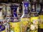 西安开业庆典青花瓷花瓶 1米大花瓶 2米黄蓝牡丹富贵大花瓶批