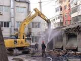 吴中横泾专业房屋拆旧拆除打墙开门洞打孔切割