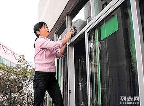 绍兴市专业钟点工擦玻璃二手房打扫单手公寓打扫租房退